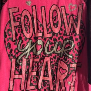 Justice Shirts & Tops - Justice shirt, girls size 10